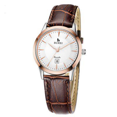 BUREI Imported Movement Casual Women Quartz Watch