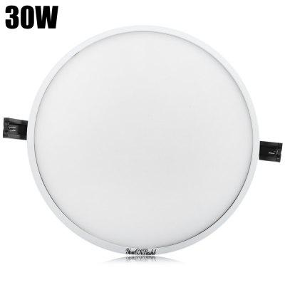 YouOKLight 28 - 36W 2300Lm SMD4014 LED Round Panel Light