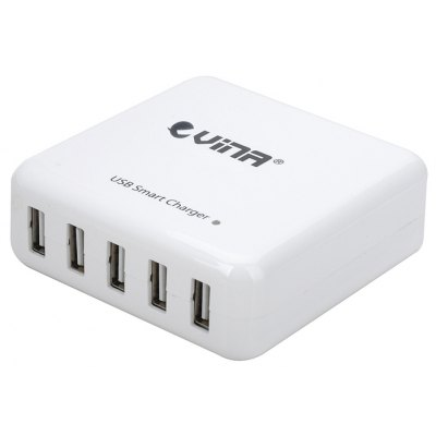 Vina UPS - 008 Portable Smart IC USB 2.0 Fast Charger