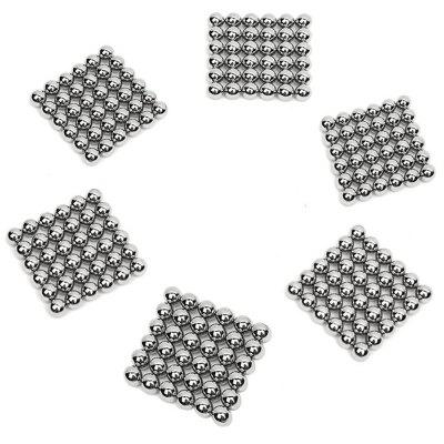 3mm Magnetic Ball Creative Intelligent Toy Gift for Kids 216Pcs / SetClassic Toys<br>3mm Magnetic Ball Creative Intelligent Toy Gift for Kids 216Pcs / Set<br><br>Age: 10 Years+<br>Applicable gender: Unisex<br>Design Style: Other<br>Features: Educational<br>Material: NdFeB<br>Package Contents: 216 x Magnetic Ball<br>Package size (L x W x H): 3.50 x 3.50 x 3.50 cm / 1.38 x 1.38 x 1.38 inches<br>Package weight: 0.0250 kg<br>Puzzle Style: Magnetic Puzzle<br>Small Parts: Yes<br>Type: Intelligence toys<br>Washing: No