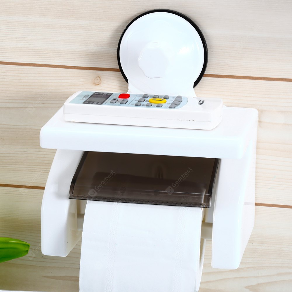 Water Resistant Wall Mounted Tissue Box