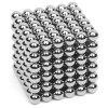 3mm Magnetic Ball Creative Intelligent Toy Gift for Kids 216Pcs / Set - SILVER