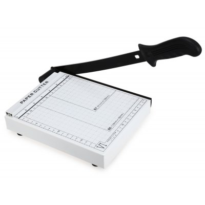 Steel Paper Cutter Cutting Tool for Home / Office