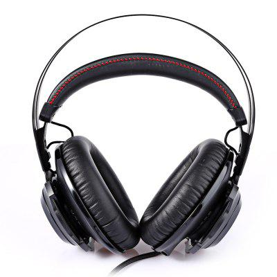 Kingston HYPERX Cloud Revolver KHX - HSCR - BK - AS Noise Cancelling HeadsetGaming Headphones<br>Kingston HYPERX Cloud Revolver KHX - HSCR - BK - AS Noise Cancelling Headset<br><br>Application: Portable Media Player, Mobile phone, Computer<br>Brand: Kingston<br>Cable Length (m): 1 m<br>Color: Black<br>Compatible with: Computer<br>Connectivity: Wired<br>Driver unit: 50mm<br>Frequency response: 12Hz - 28KHz<br>Function: Noise Cancelling, Microphone, Answering Phone<br>Impedance: 30ohms<br>Model: KHX - HSCR - BK - AS<br>Package Contents: 1 x Gaming Headsets, 1 x Microphone, 1 x Audio Control Box ( 2m Cable ), 1 x English User Manual<br>Package size (L x W x H): 24.00 x 11.50 x 24.80 cm / 9.45 x 4.53 x 9.76 inches<br>Package weight: 1.234 kg<br>Plug Type: 3.5mm<br>Product size (L x W x H): 18.00 x 9.00 x 21.50 cm / 7.09 x 3.54 x 8.46 inches<br>Product weight: 0.367 kg<br>Sensitivity: 40dB<br>Wearing type: Headband