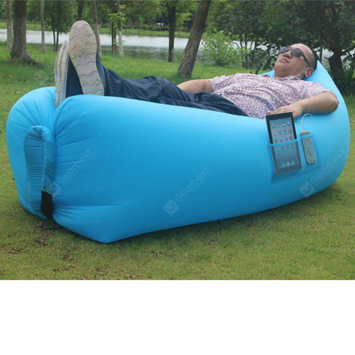Elegant Lighter Nanometer Material Portable Waterproof Inflatable Sofa