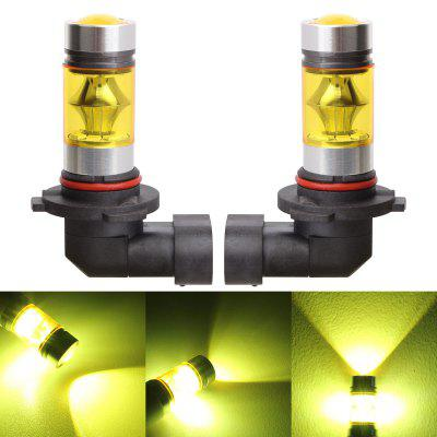 MZ 9005 - 2835 - 20SMD 2PCS LED Car Foglight