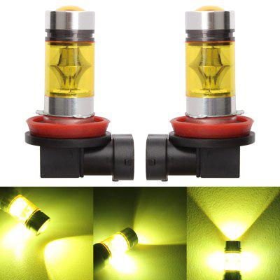 MZ H11 - 2835 - 20SMD 2PCS LED Car Foglight