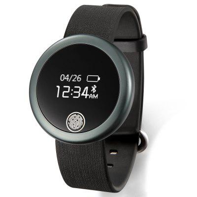 S6 Bluetooth 4.0 Heart Rate Monitor Smart Watch