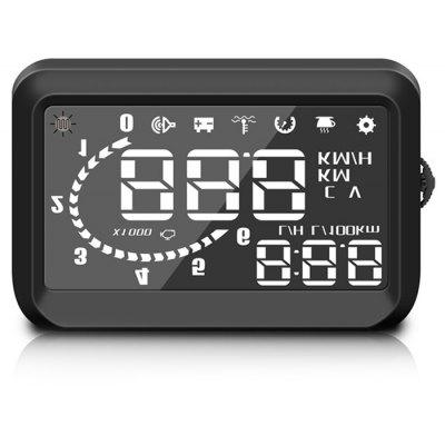 H302 Full Function Version Car HUD System