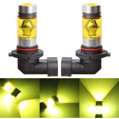 MZ 9006 - 2835 - 20SMD 2PCS LED Car Foglight