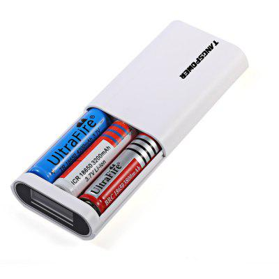 TangsPower Y3 Chargeur de Batterie par USB Comme Power Bank