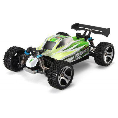 WLtoys A959 - B 1 : 18 Scale 70km/h High Speed RC Car RTR -  GREEN
