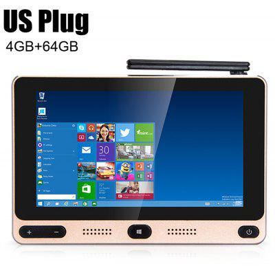 HIGOLE GOLE1 5 inch 720 x 1280 Mini PC Windows 10 / Android 5.1
