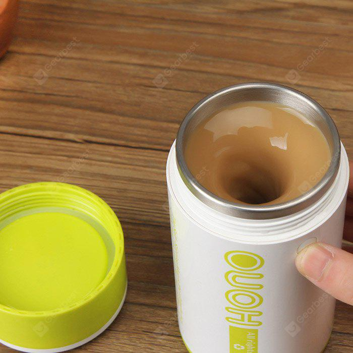 GREEN OUOH Electric Coffee Mixing Cup