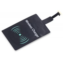 Android Devices Wireless Charger Receiver Narrow Top and Wide Bottom Type