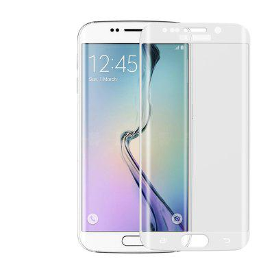 ASLING Tempered Glass Screen Protector for Samsung Galaxy S6 Edge Plus Explosion-proof 3D Arc 0.2mm 9H Ultra-thin