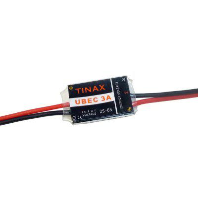 TIANX 6S 3A UBEC 5V - 6V Voltage Regulator Module