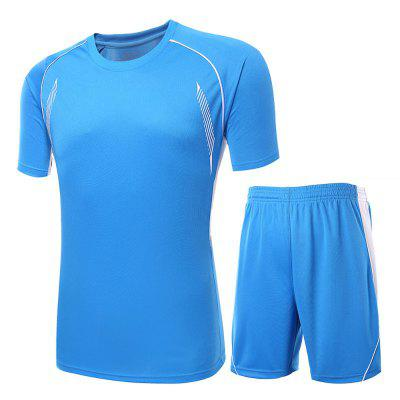 Soccer T Shirt Set