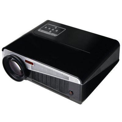 HTP LED - 86+ 1280 x 800 Pixel 3600 Lumen Home Theater LED Supporto Proiettore 2 x HDMI 2 x Input USB