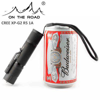 ON THE ROAD M900 LED Flashlight