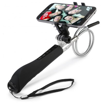 AN100 8mm Lens Handheld Endoscope Inspection Camera
