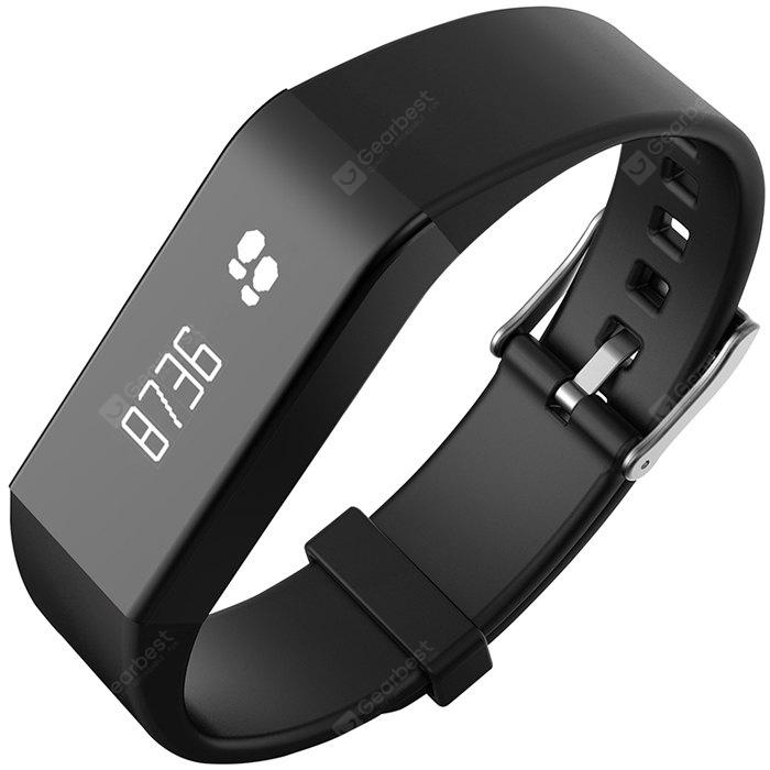 Viton A6 Dynamic Real-Time Heart Rate Track Smart Wristband