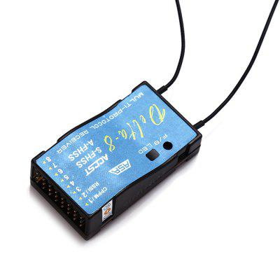 FrSky Delta - 8 S-FHSS 2.4G Receiver for RC Drone