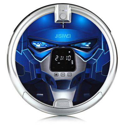jisiwei s smart robotic vacuum cleaner - Robotic Vacuum Cleaner