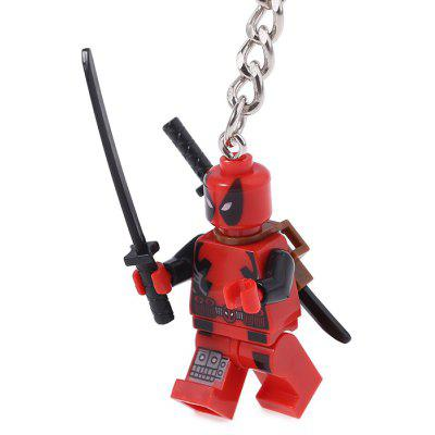 Cuet Soldier Mini Key Ring   3.14 inch