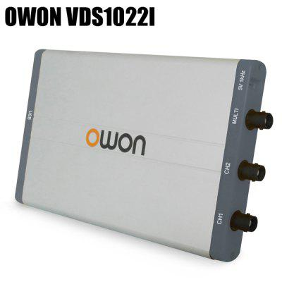 OWON VDS1022I USB Isolation PC Oscilloscope