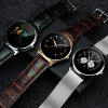 US03 Dual Bluetooth Men's Smartwatch for Android - SILVER