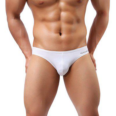 YUYANG Men Nylon Sexy Bikini Briefs