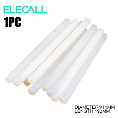 ELECALL Transparent Hot Melt Glue Stick 11MM Diameter 190MM Longueur