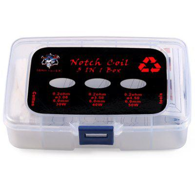 Demon Killer 3 in 1 Notch Coil Kit