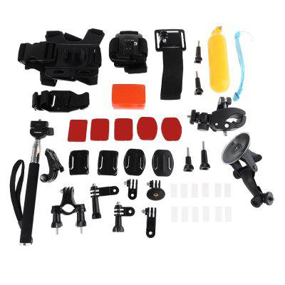 AT399 15 in 1 Action Camera Accessories Set