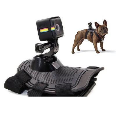 TELESIN Dog Chest Belt for Polaroid Cube / Cube+