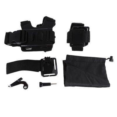 AT263 - 1 5 in 1 Action Camera Accessory Set