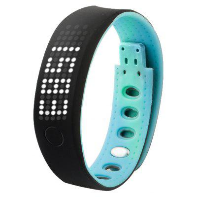 B17 Smart Wristband 3D stappenteller Bluetooth horloge