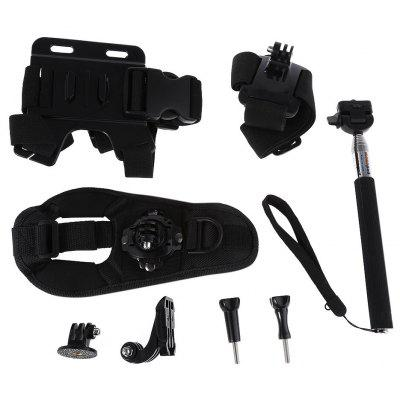 AT263 8 in 1 Action Camera Accessory Kit