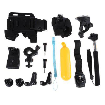 AT338 13 in 1 Action Camera Accessory Set