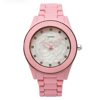 SINOBI Fashion Japan Imported Movement Women Quartz Watch