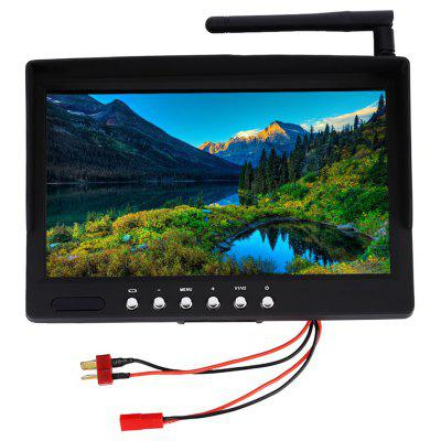 Spare 7 inch 5.8G 40CH FPV Monitor Display Screen Set