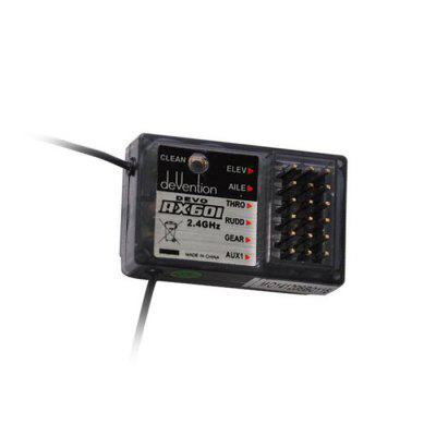 Walkera RX601 6CH 2.4G Receiver for RC Hobby DIY
