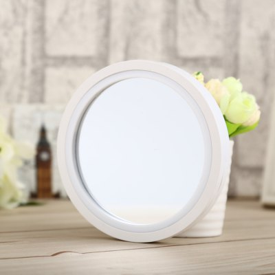 LED Light Magnifying Mirror with Sucker