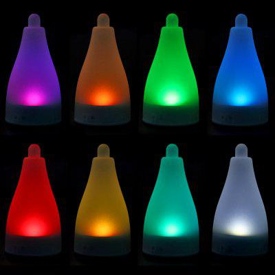 10 x Solar Cone LED Garden LightOutdoor Lights<br>10 x Solar Cone LED Garden Light<br><br>Battery Capacity: Built-in 600mAh AA Ni-Cd battery<br>Battery Voltage: 1.2V<br>Features: Waterproof, Sensor, Rechargeable<br>Light Type: Night Light,Outdoor Light,Solar Light<br>Luminous Flux: 20 LM<br>Material: ABS<br>Optional Light Color: Colorful,White<br>Package Contents: 10 x Solar Hanging Light, 1 x Rope<br>Package size (L x W x H): 30.00 x 20.00 x 15.00 cm / 11.81 x 7.87 x 5.91 inches<br>Package weight: 1.220 kg<br>Powered Source: Solar<br>Product size (L x W x H): 7.00 x 7.00 x 39.00 cm / 2.76 x 2.76 x 15.35 inches<br>Product weight: 1.180 kg<br>Rated Power (W): 0.06W<br>Solar Panel: 2V 60mA<br>Total LED: 1 x SMD 5050<br>Working Time: 8h
