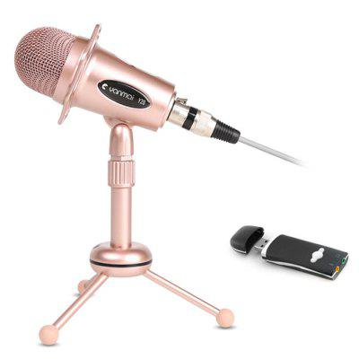 Yanmai Y20B 3.5mm Stereo Microphone for PC Laptop