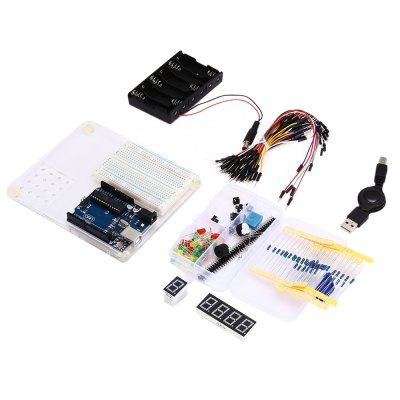 TB - 00011 UNO R3 Starter Learning Kit for Arduino