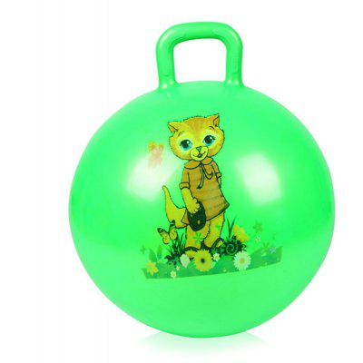 Inflatable 45cm Bouncing Ball Outdoor Indoor Sport Toy for Child Kid