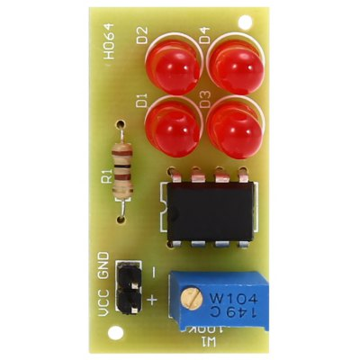 LDTR - A0001 4-pin LED Breathing Lamp Module for Arduino