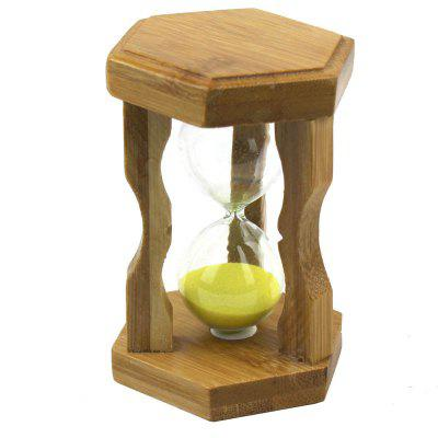Delicate Sandglass Hourglass Artware Decoration for Home Office